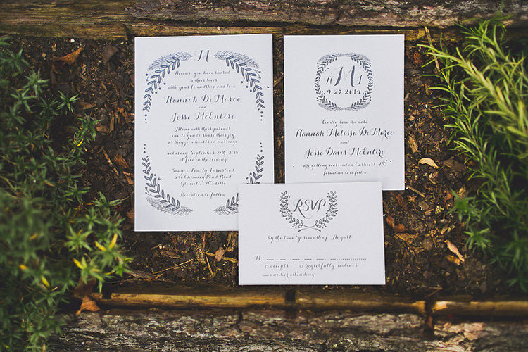 Wedding Invitation Etiquette 101 Lucky Penny Paperie