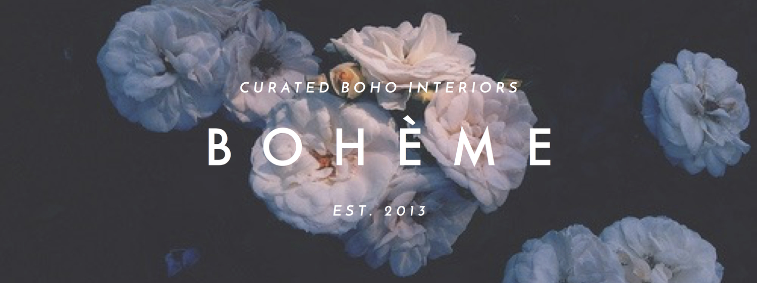 bohème \ curated french & boho interiors in saint louis, missouri