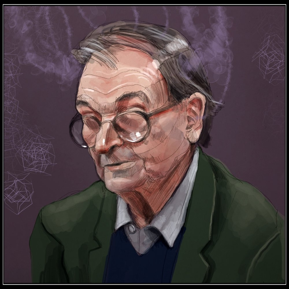 Sir Roger Penrose; physicist and philosopher of science