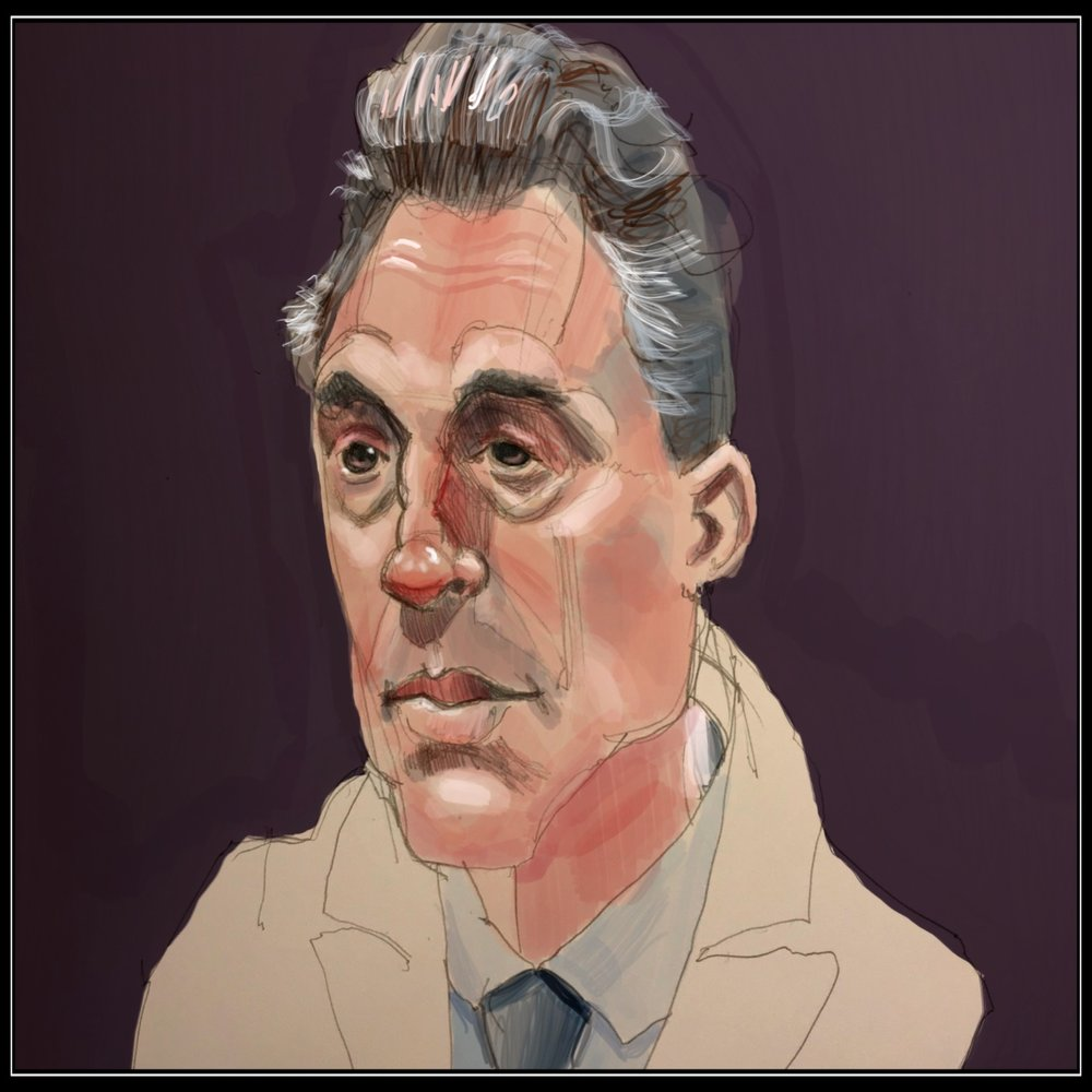 Jordan Peterson, Professor of Psychology & Clinical Psychologist