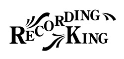 Recording King Logo