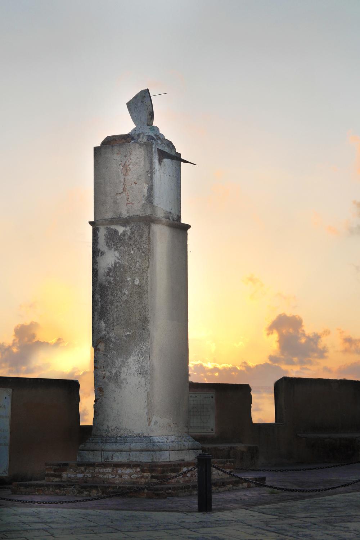 Reloj de Sol - Ciudad Colonial