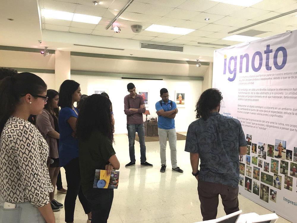 30 de marzo 2017 - Salón de Exposiciones Dominico Americano