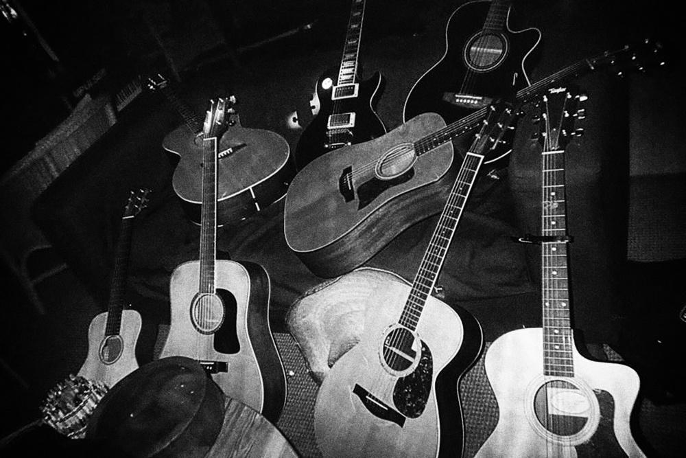 Camp Branner instruments