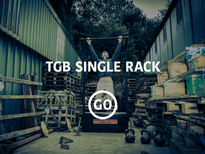 TGB Single Rack Small Box