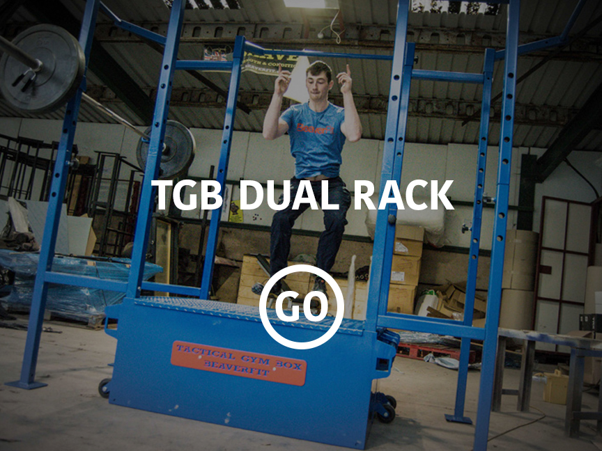 TGB Dual Rack Small Box