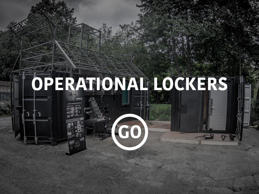 Operational Lockers Small Box