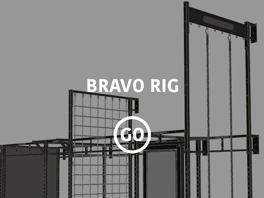 Bravo Rig Small Box