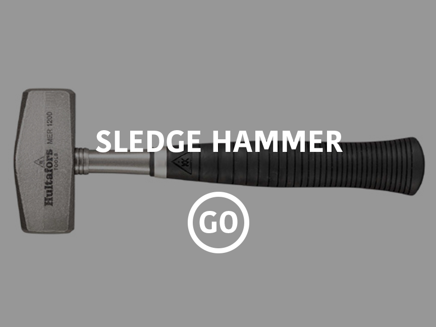 Sledge Hammer Small Box
