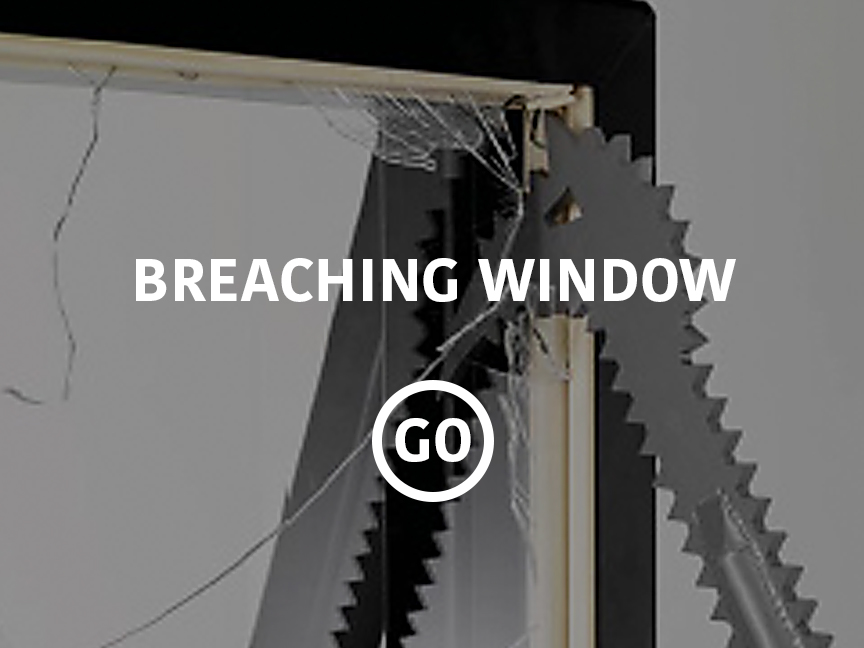 Breaching Window Small Box