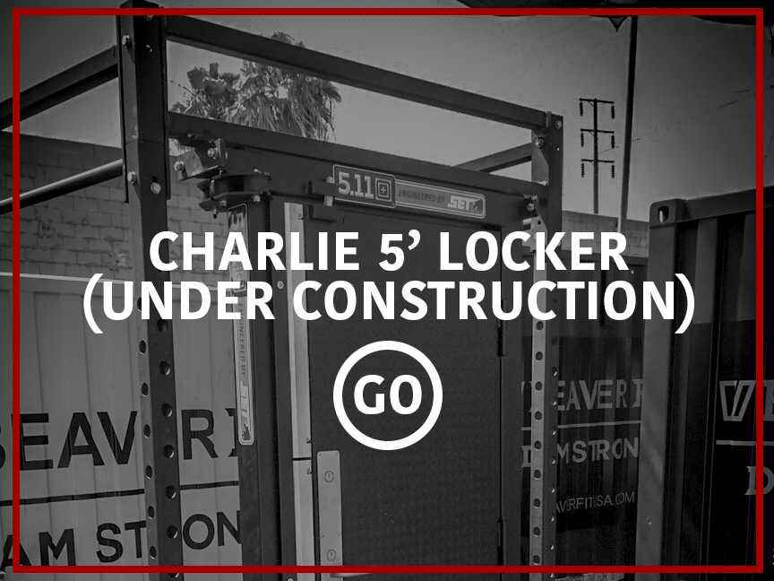 Charlie 5' Locker Basic Breaching Small Box