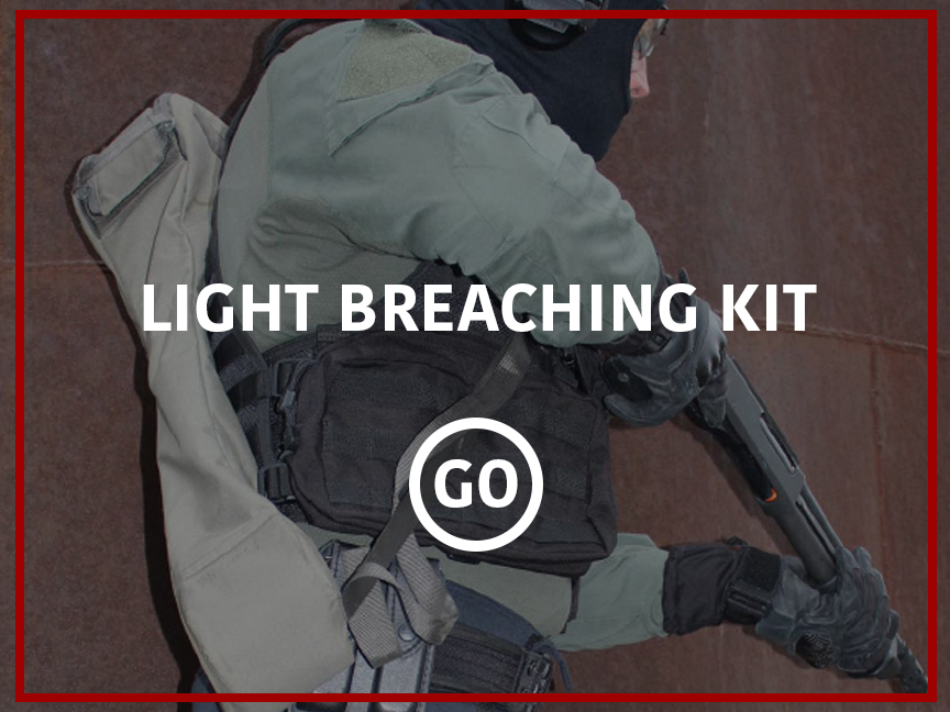 Light Breaching Kit  Small Box
