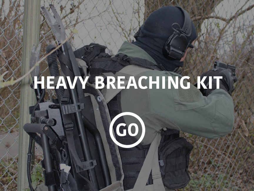 Heavy Breaching Kit  Small Box