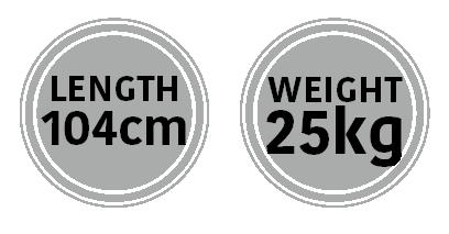 Heavy Ram Dimensions