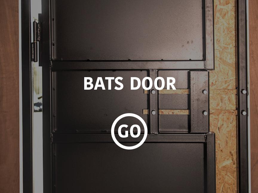 BATS Door Small Box