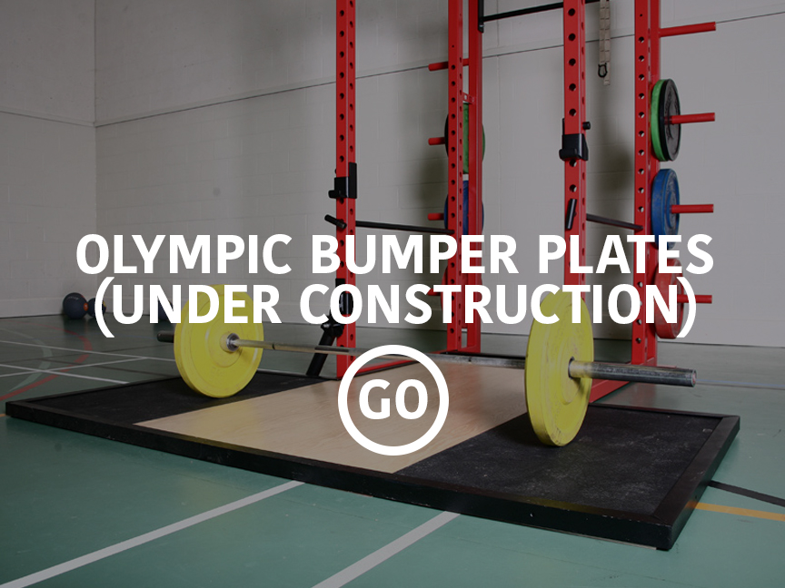 Olympic Bumper Plates Small Box