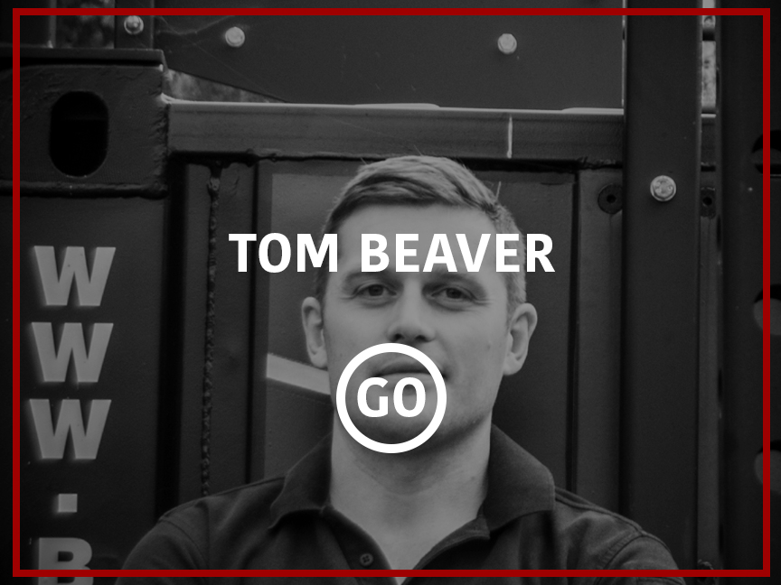 Tom Beaver Small Box