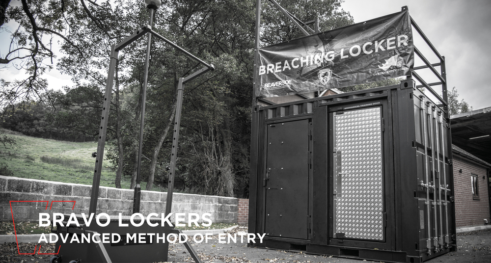 Bravo Lockers: Advanced Breaching