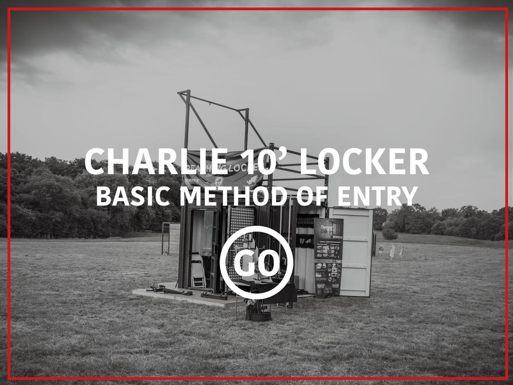 Charlie 10' Locker Basic Breaching Small Box