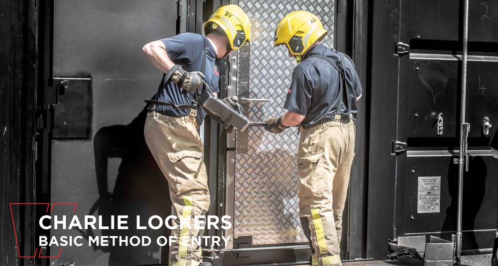 Charlie Lockers Basic Breaching Main Header