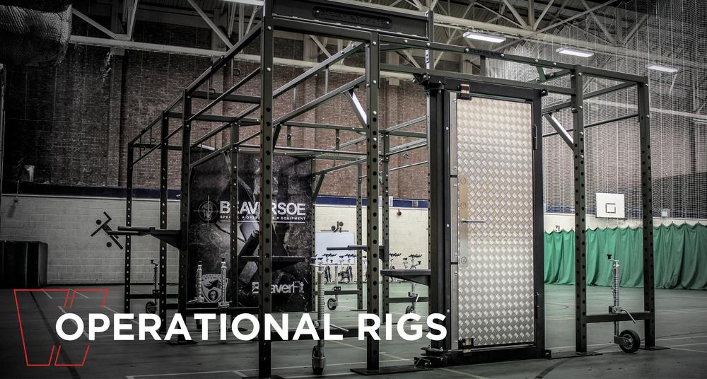 Operational Rigs Main Header