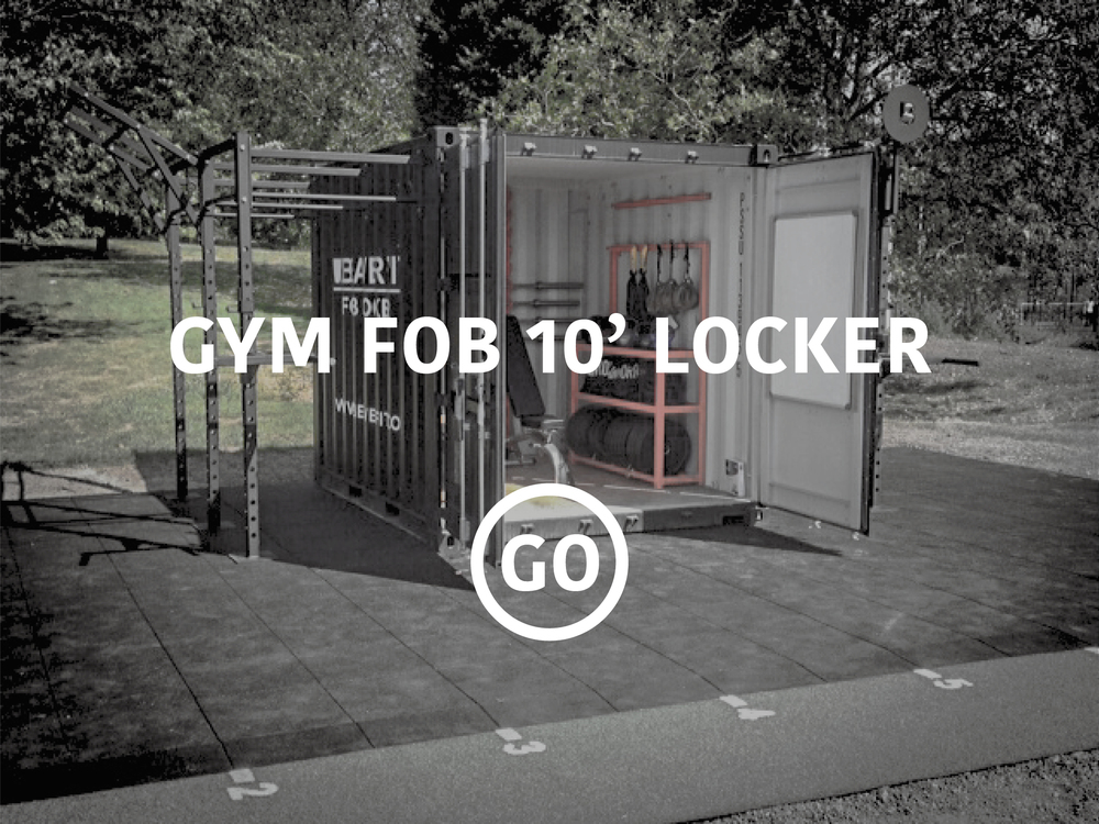 5' Deployable Locker Small Box