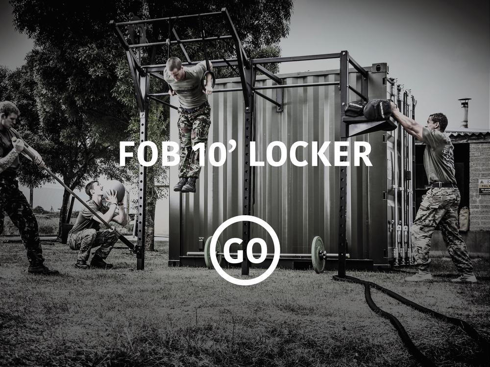 10' Deployable Locker Small Box