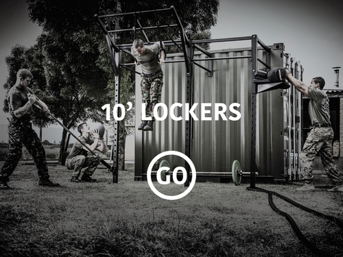 40' Deployable Lockers