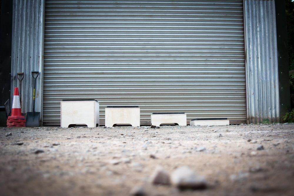 - plyo box