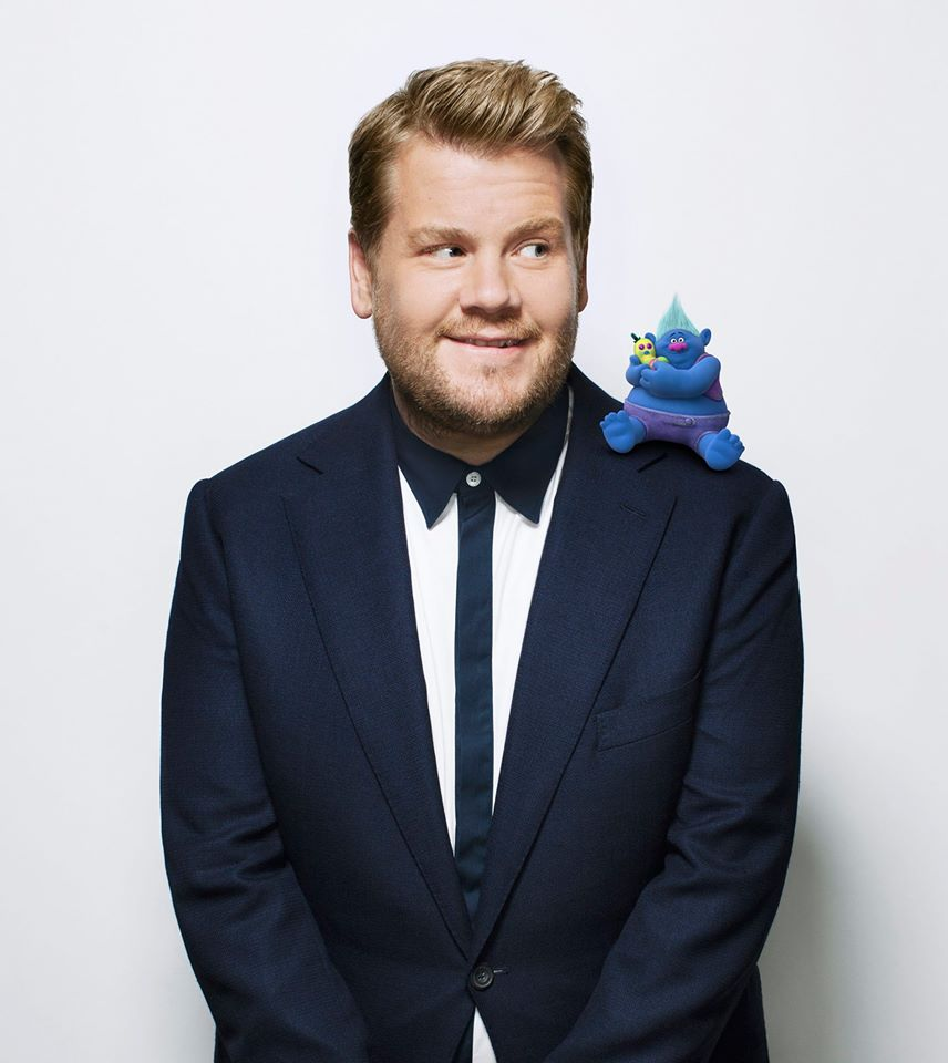 James Corden is Biggie