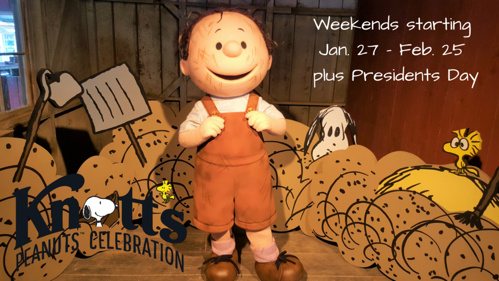 Weekends starting January 27 through February 25, 2018, plus Presidents Day.png