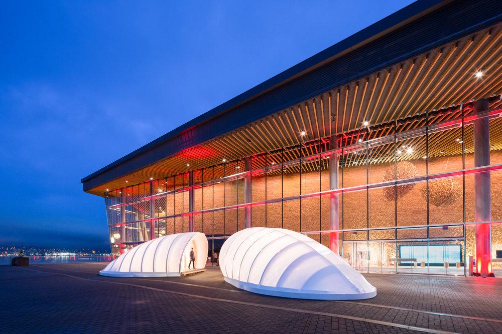 ARCHITECTURE + DESIGN -