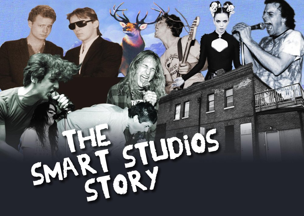 MFF 2016 PREVIEW - BUTCH VIG AND WENDY SCHNEDIER TALK THE SMART STUDIOS STORY