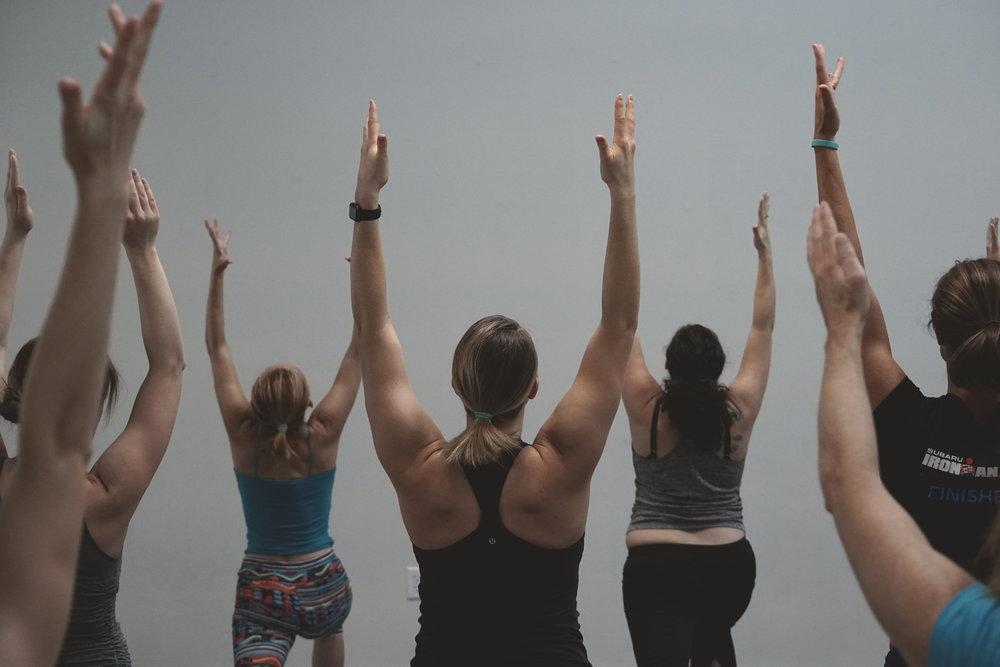 Tuladhara Yoga Photography Shoot