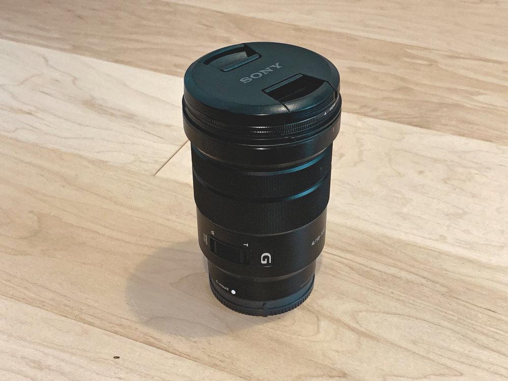 Sony E 18-105mm f/4 G OSS Lens Review