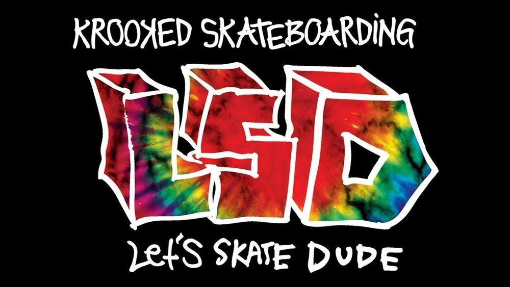 Krooked Skateboards LSD Video