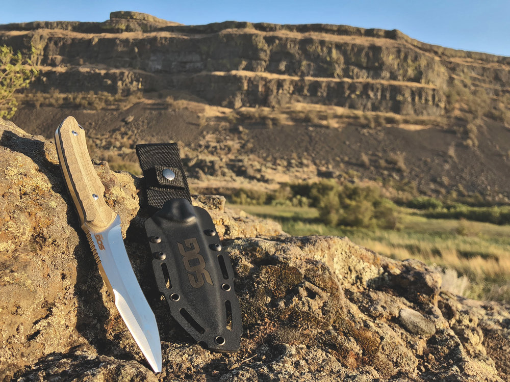 SOG Knives in Eastern Washington State