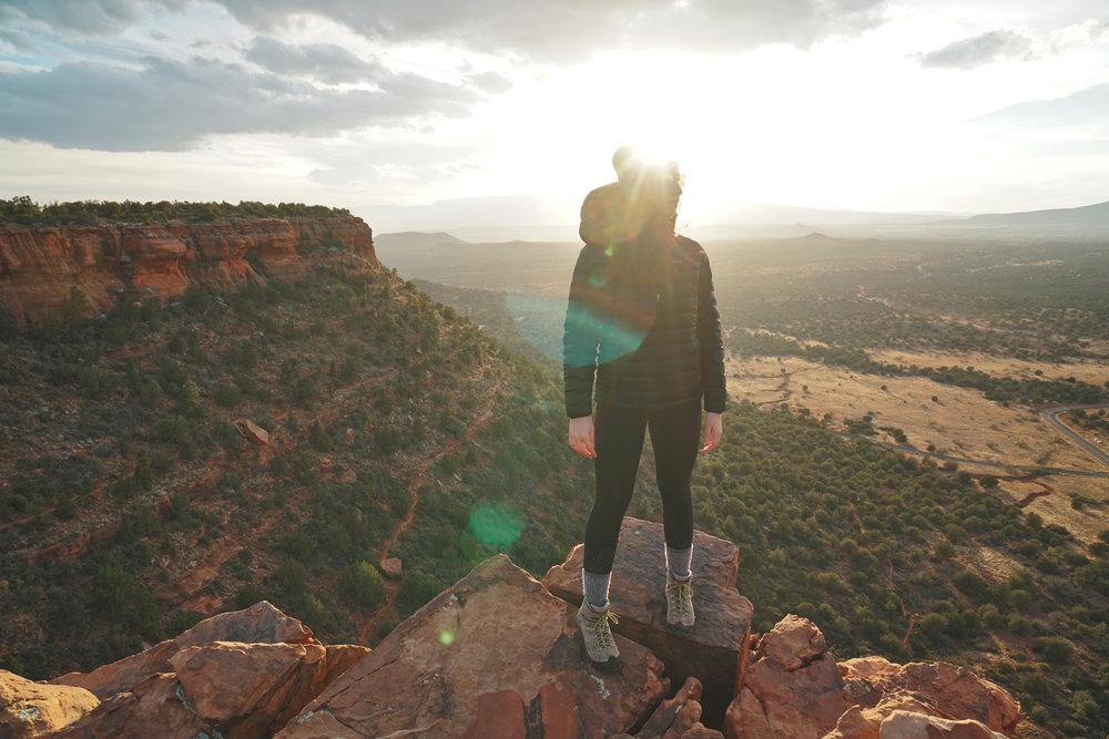 Sedona Arizona Red Rock Hiking Travel Guide