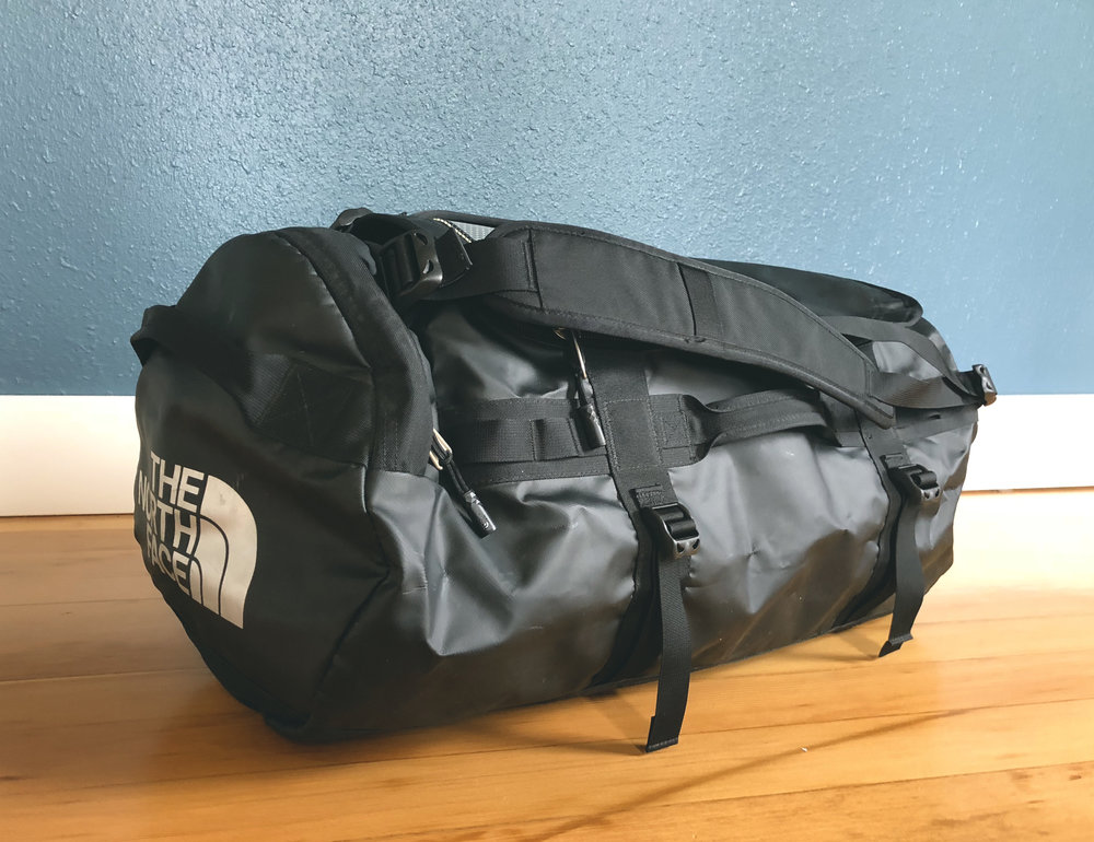 0fb7aa3a06d2b Gear Review  The North Face Basecamp Duffel Bag — The Professional ...