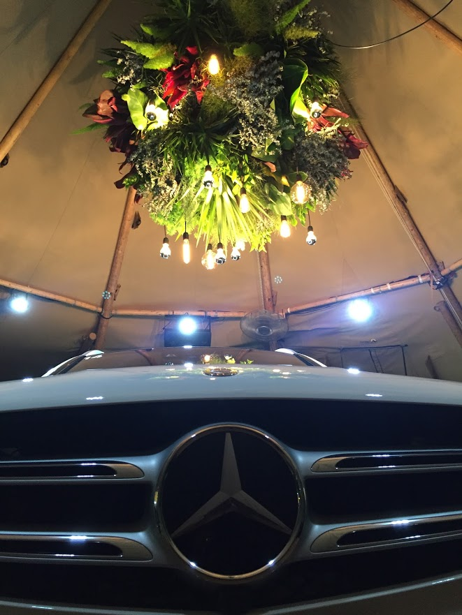 Mercedes Benz car launch November 2015