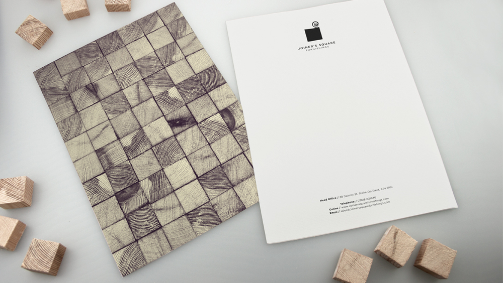 Joiner's Square Furnishings Stationery