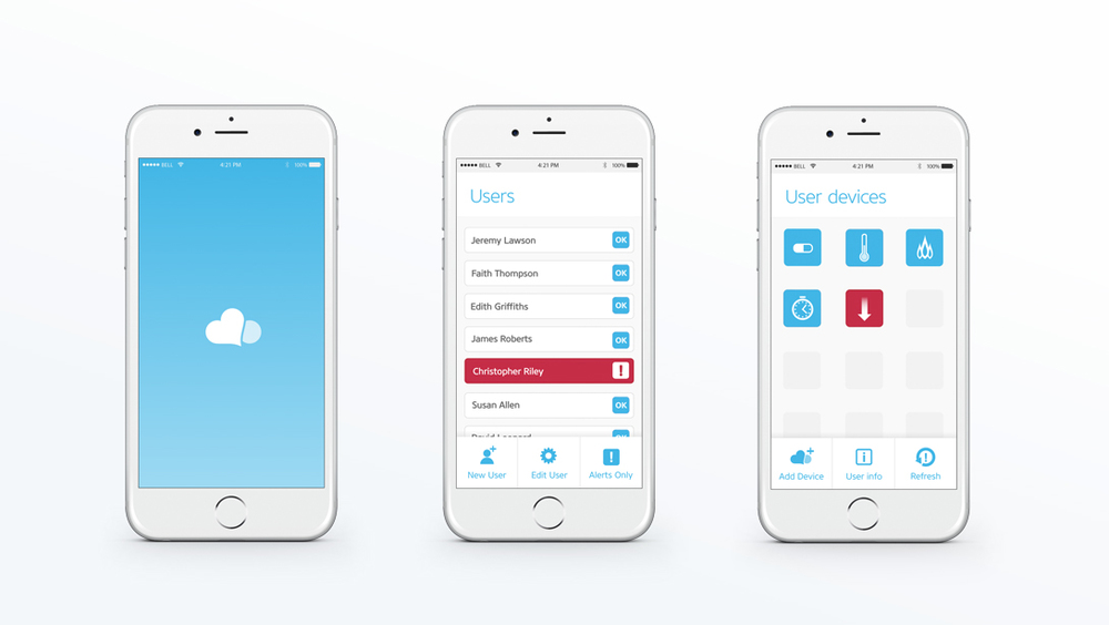 Caring Cloud App