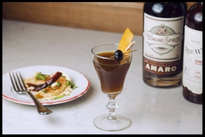 Farmers and Distillers - Amaro and the Rye