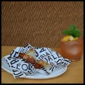 El Compadre w/Chistorra envuelta en patata frita at Jaleo.