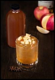 The Applejack Margarita at City Perch Kitchen + Bar.