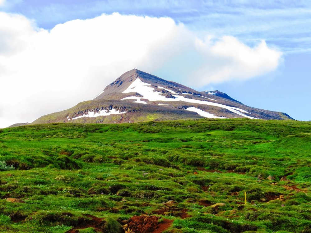 Mt. Súlur Hiking Trail