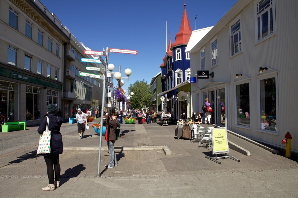 Shopping Street/Mall