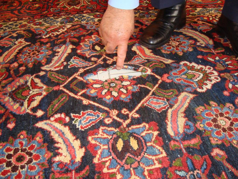 Perzisch Tapijt Rotterdam : Reparatie perzische tapijten vakkundig atelier u2014 derag perzische