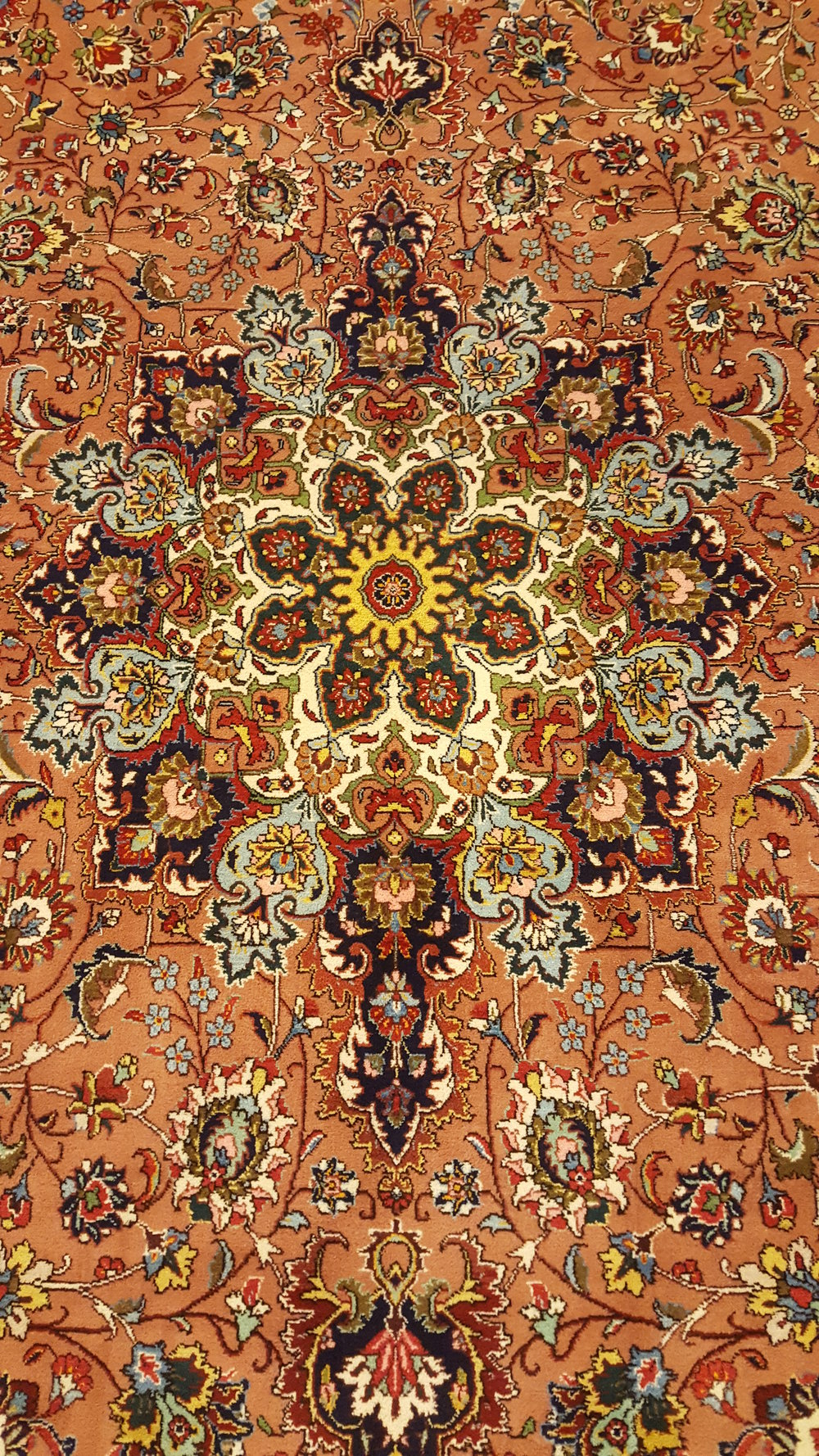 Tabriz Perzisch tapijt Rotterdam.jpg