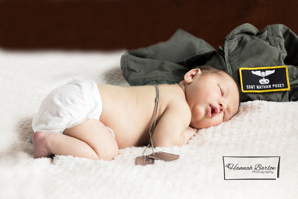Wellsburg, WV Newborn Photography